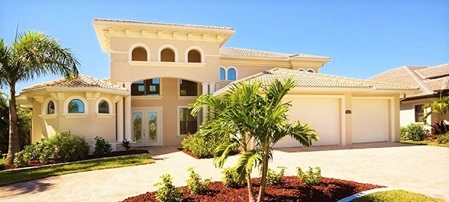 Luxusvilla in Cape Coral Florida